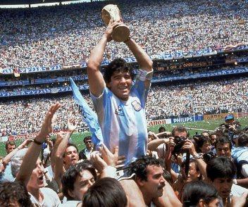 maradona, 1986