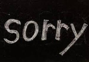 sorry5