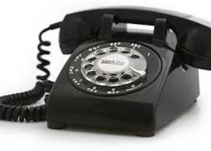 land phone